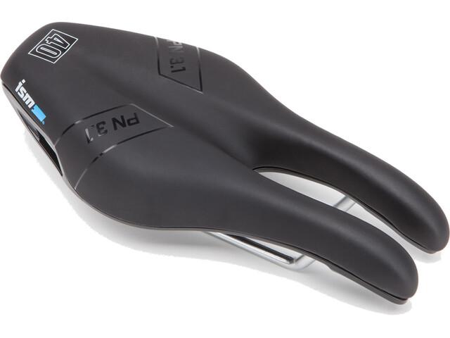 ISM PN3.1 Performance Saddle Narrow black